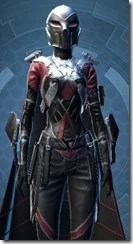 Masterwork Ancient Field Tech Female Close