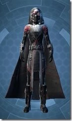 Masterwork Ancient Force-Master Male Front