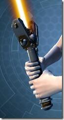 Masterwork Ancient Force-Master's Lightsaber Front