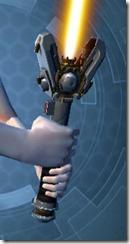 Masterwork Ancient Force-Master's Lightsaber Rear