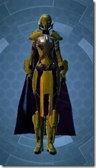 Masterwork Ancient Vindicator Dyed Front