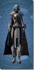 Masterwork Ancient Vindicator Female Front