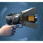 Masterwork Ancient Eliminator's Offhand Blaster