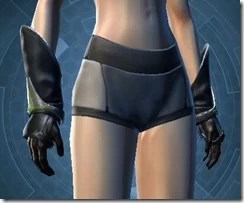 Resourceful Renegade's Gauntlets