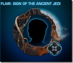 Sign of the Ancient Jedi