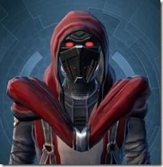 Sinister Warden Doesn't Hide Hood