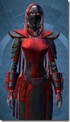 Sinister Warden Female Close