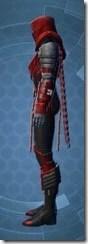 Sinister Warden Male Side