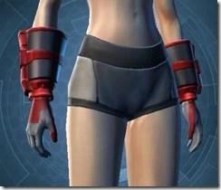 Sinister Warden's Gauntlets