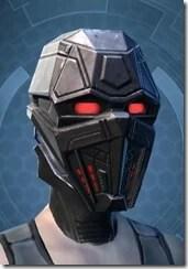 Sinister Warden's Helmet