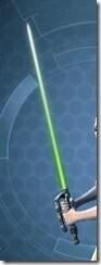 Tau's Lightsaber Full