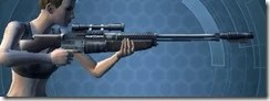 Tayfield CA41S Sniper Rifle Right