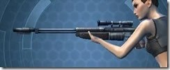Tayfield CA41S Sniper Rifle Side