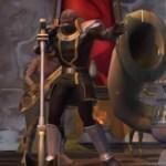 Ser Vizsla of Kaas - Star Forge