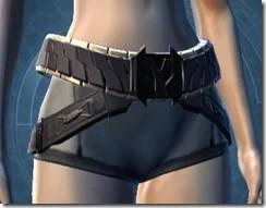 Cutthroat Buccaneer's Belt