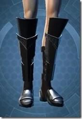 Cutthroat Buccaneer's Boots