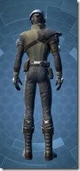 Frontline Sliver Male Rear