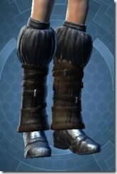 Tribal Champion's Boots