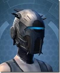 Tribal Champion's Helmet
