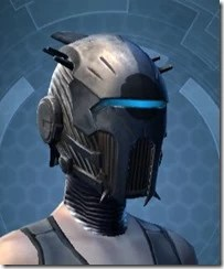 Tribal Champion's Helmet