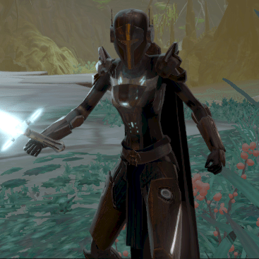 Black Knight of Mandalore – Tulak Hord
