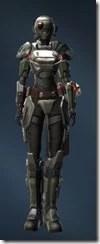Bionic Raider - Female Front