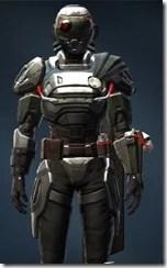 Bionic Raider - Male Close