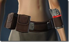 Bionic Raider's Belt