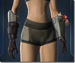 Bionic Raider's Gauntlets