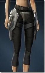 Bionic Raider's Greaves