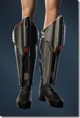 Amplified Champion's Boots - Female