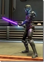 Holoshield Trooper Effect Front