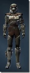 Holoshield Trooper - Male Front