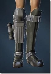 Holoshield Trooper's Boots