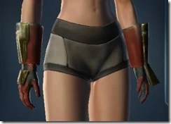 Apex Predator's Gauntlets