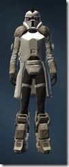 Arctic Trooper - Male Front