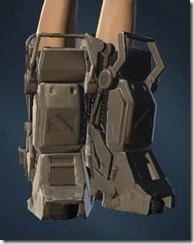 Arctic Trooper's Boots
