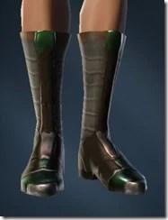 Boots of Efficient Termination - Female