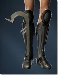 Boots of the Gathering Storm - Female