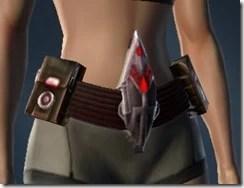 Decelerator's Belt - Female