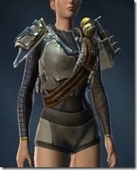Double Time Body Armor