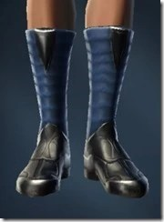 Empowered Restorer's Boots - Female