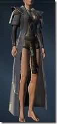 Endless Offensive Robe - Female