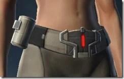 Force Bound Belt - Female