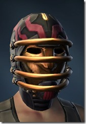 Headgear of Dire Retaliation - Female