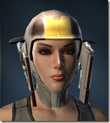 Headgear of the Culling Blade - Female