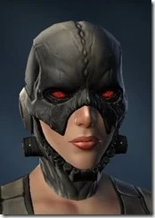 Headgear of the Gathering Storm - Female