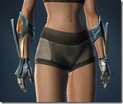 Lord of Pain Gauntlets - Female