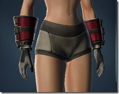Nimble Master's Gauntlets - Female