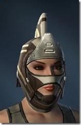 Revitalized Mystic Headgear - Female